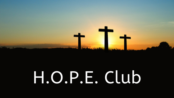 Hope Club Banner