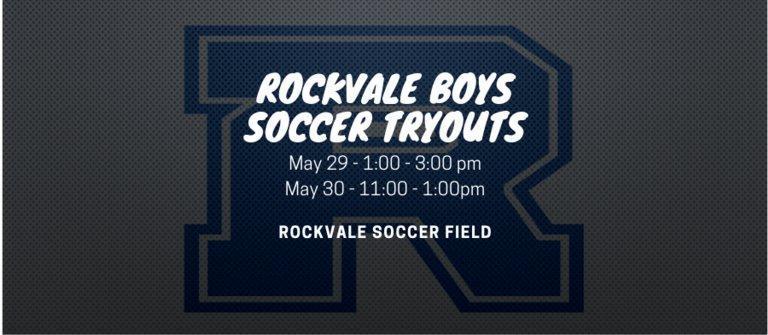 Boys Soccer – Boys Soccer – Rockvale High School