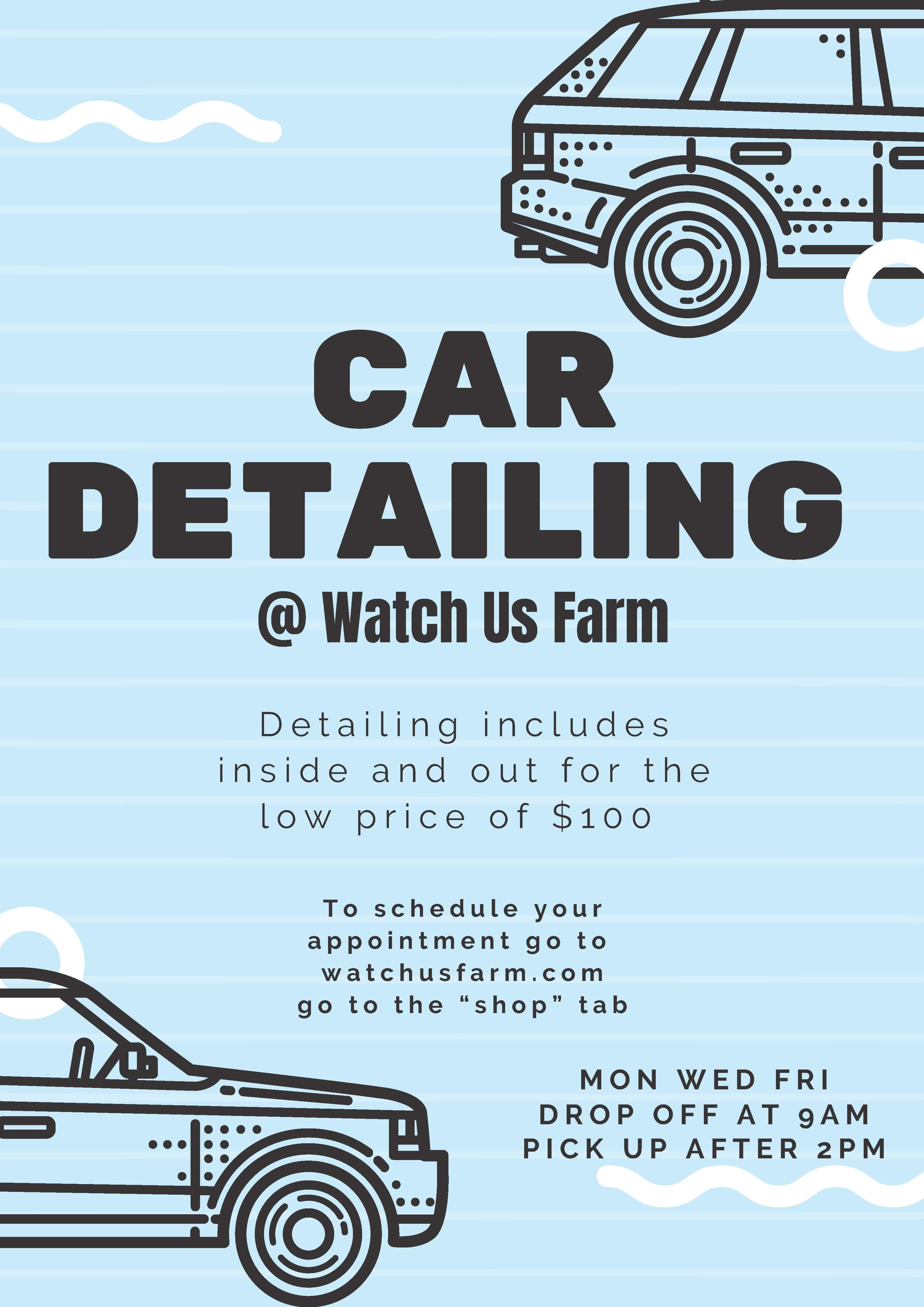 Watch Us Farm