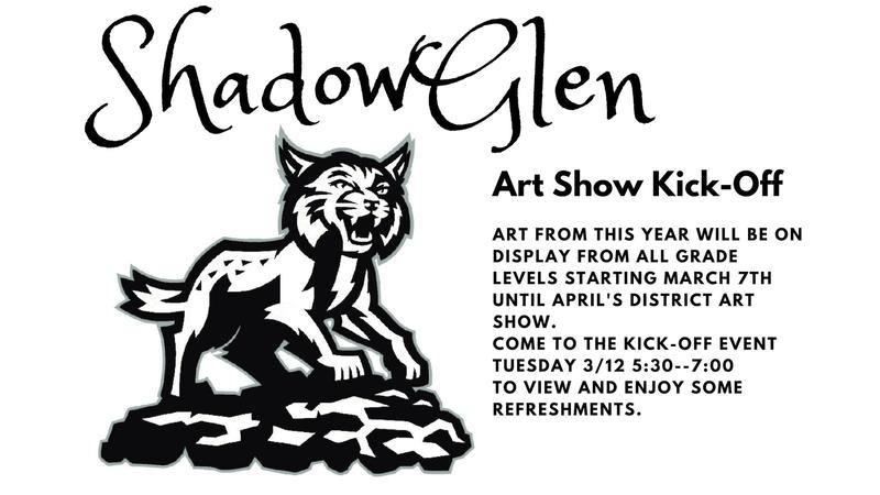 ShadowGlen Art Show Thumbnail Image