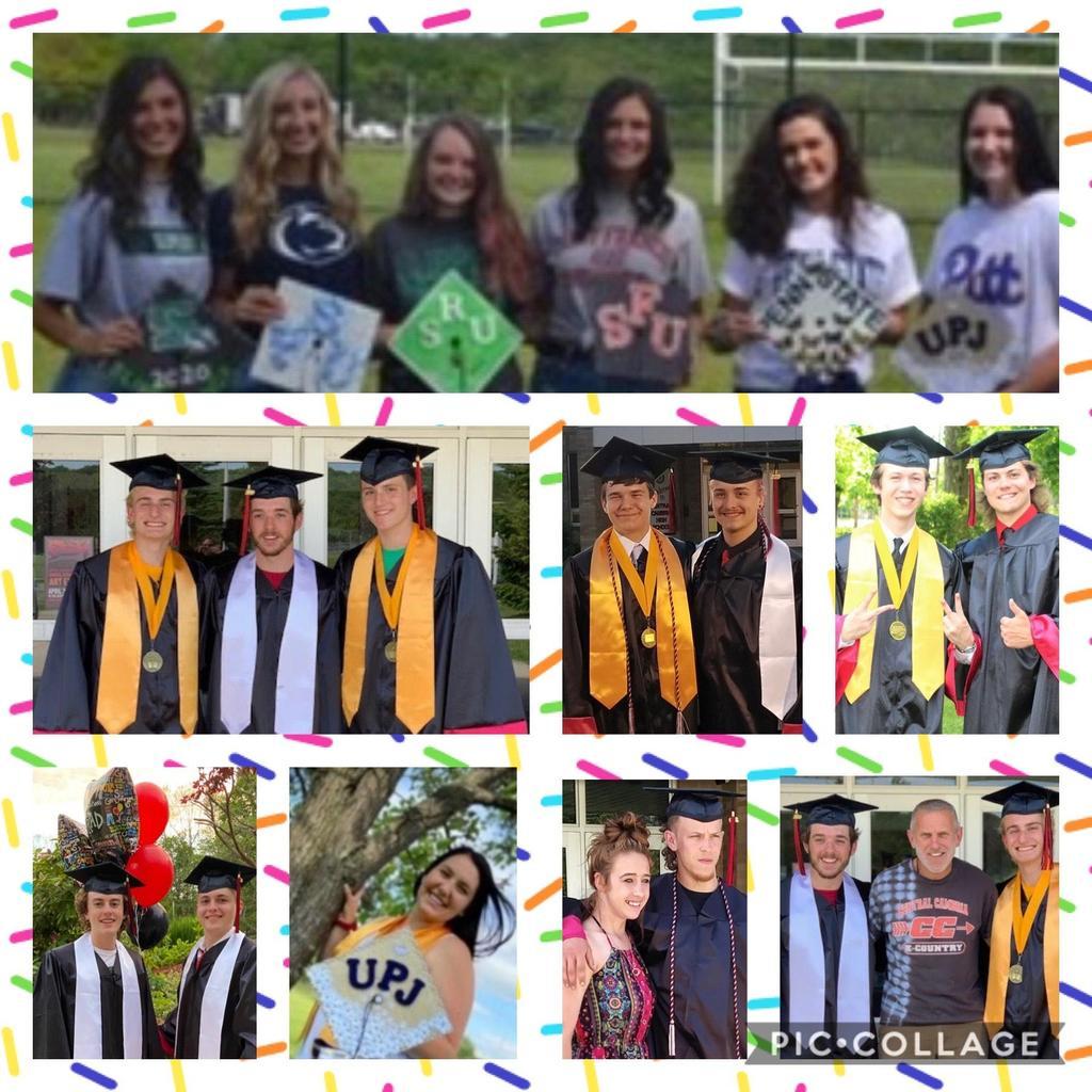 CCHS Graduation 2020 #5