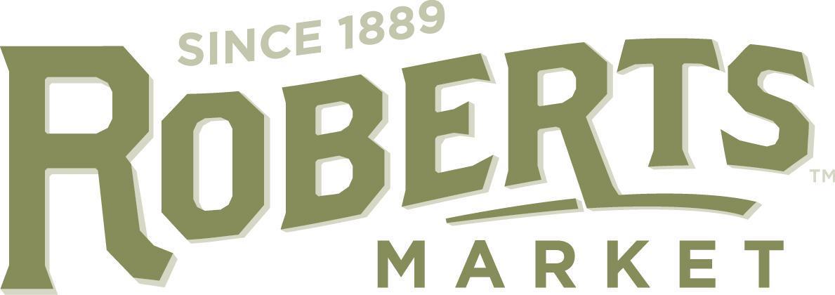 Robert's Market Logo