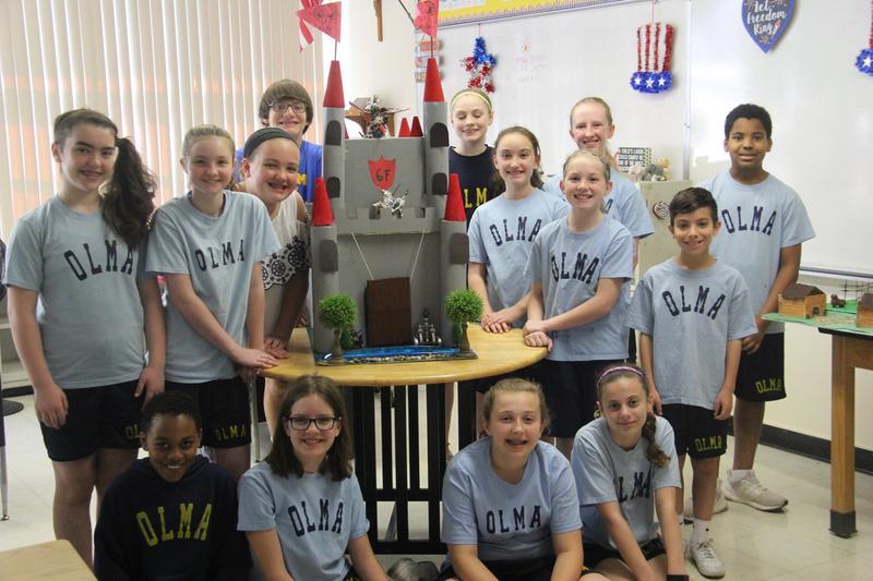 Sixth Grade Creates Castles Thumbnail Image