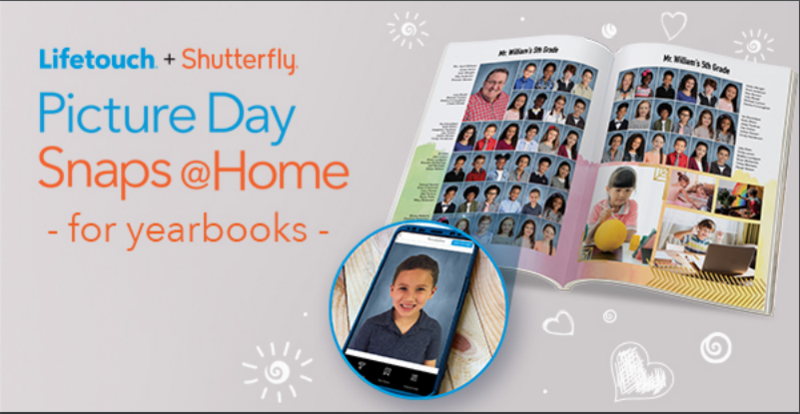 Snaps @ Home for Yearbook Photos Featured Photo