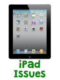 iPad Issues