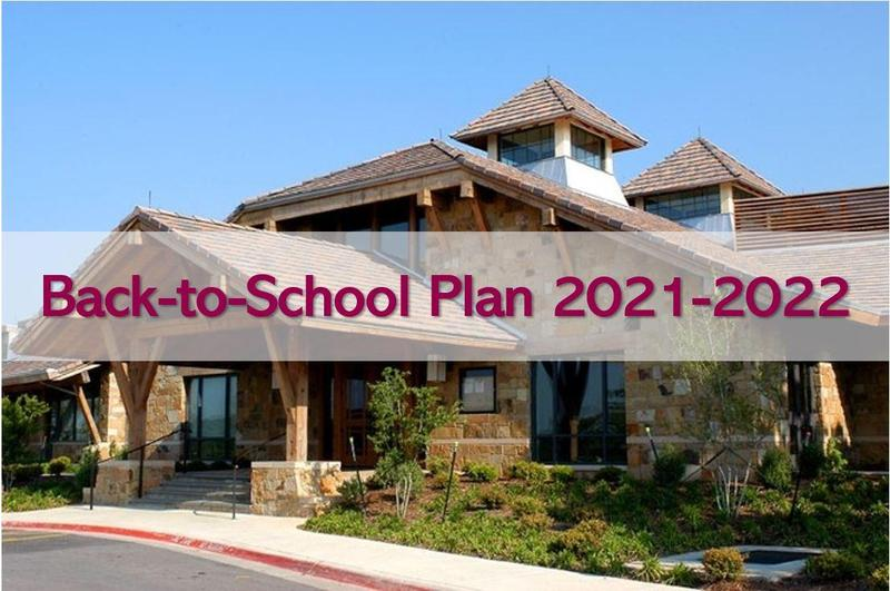 Back-to-School Plan 2021-2022 Featured Photo