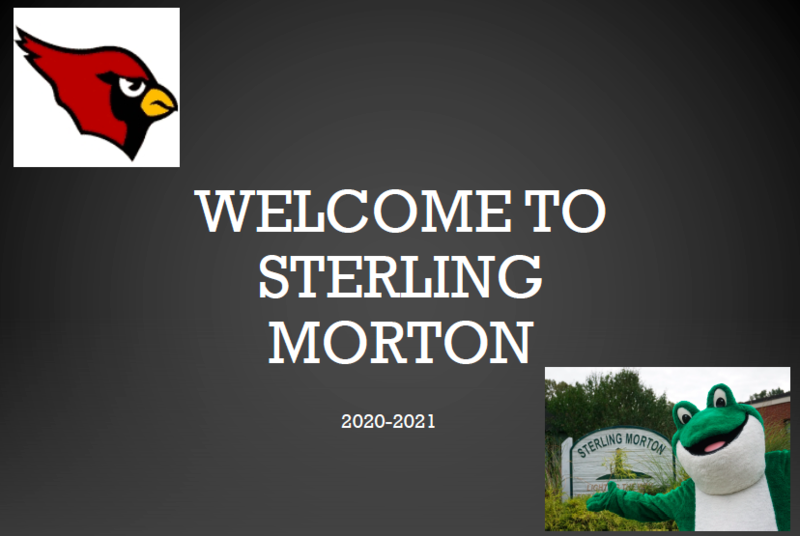 Welcome to Sterling Morton! Featured Photo