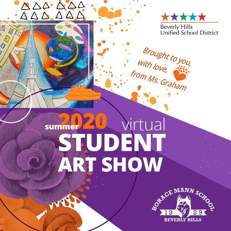 Horace Mann Virtual Art Fair Featured Photo