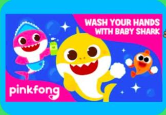 Baby Shark Hand Wash Video