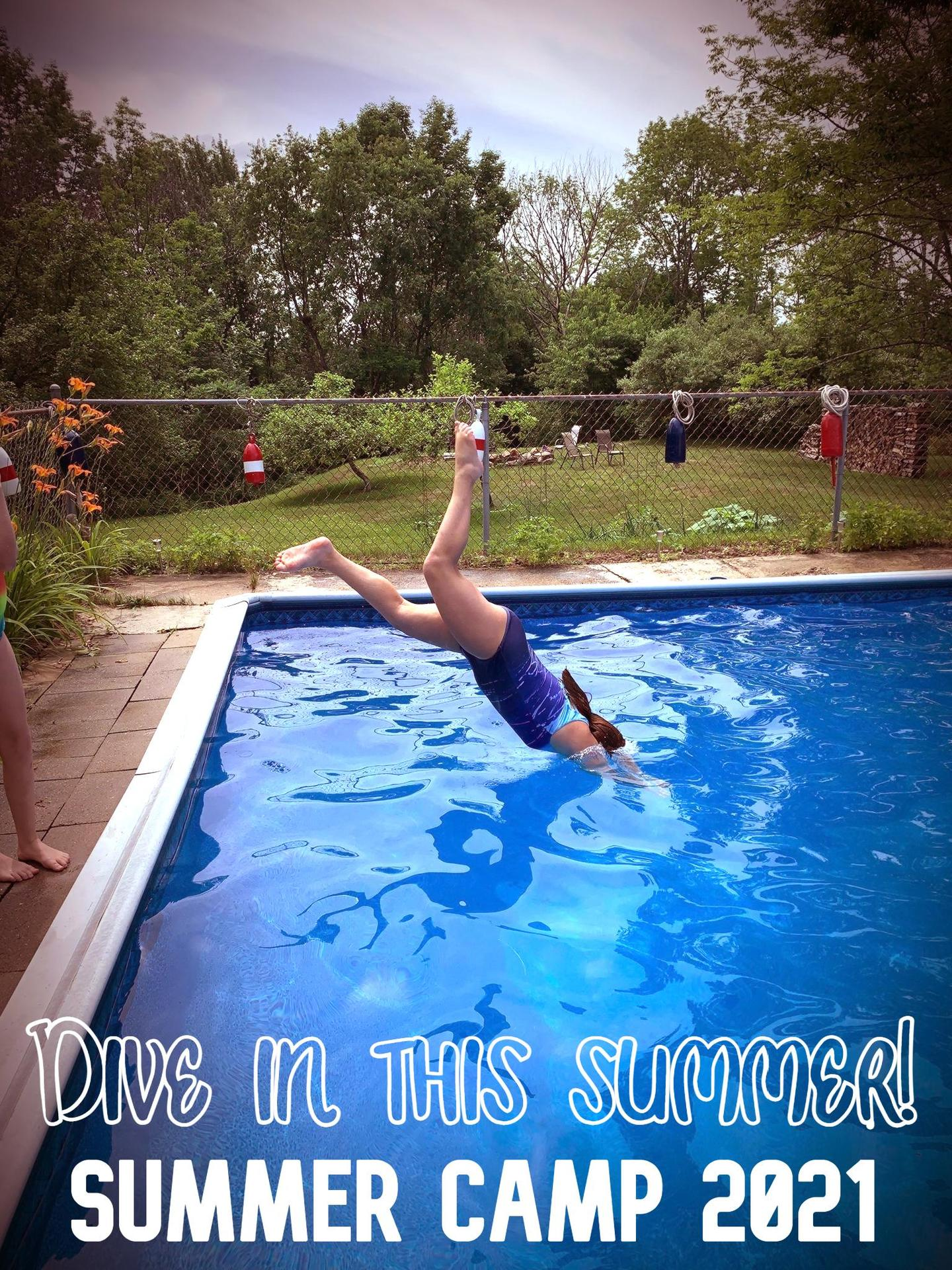 Dive in to Summer Camp 2021