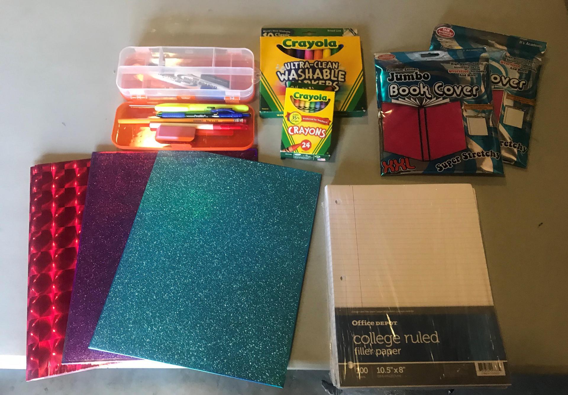 School Supply Items