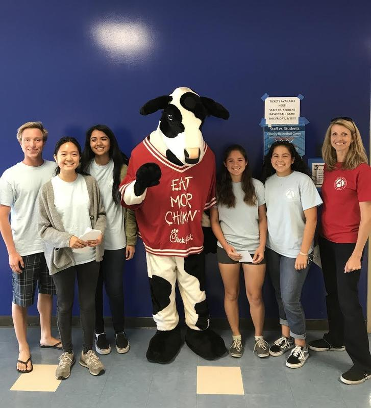 Chick-fil-A Leadership Academy returns to FVHS Featured Photo