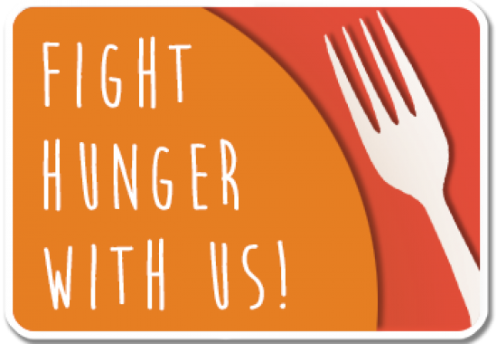 Fight Hunger With Us