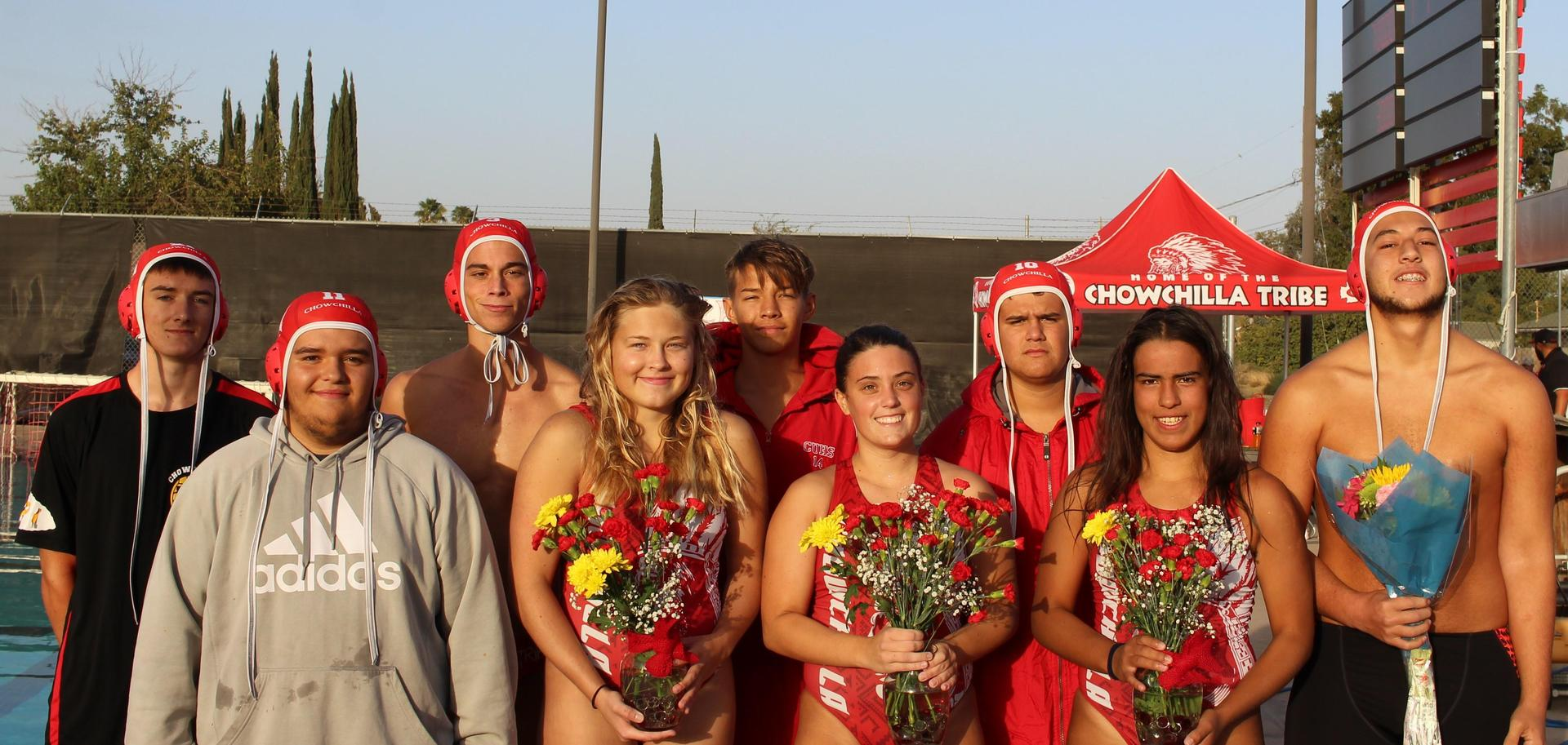 Water polo seniors