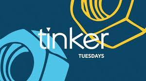 TInker Tuesday Thumbnail Image