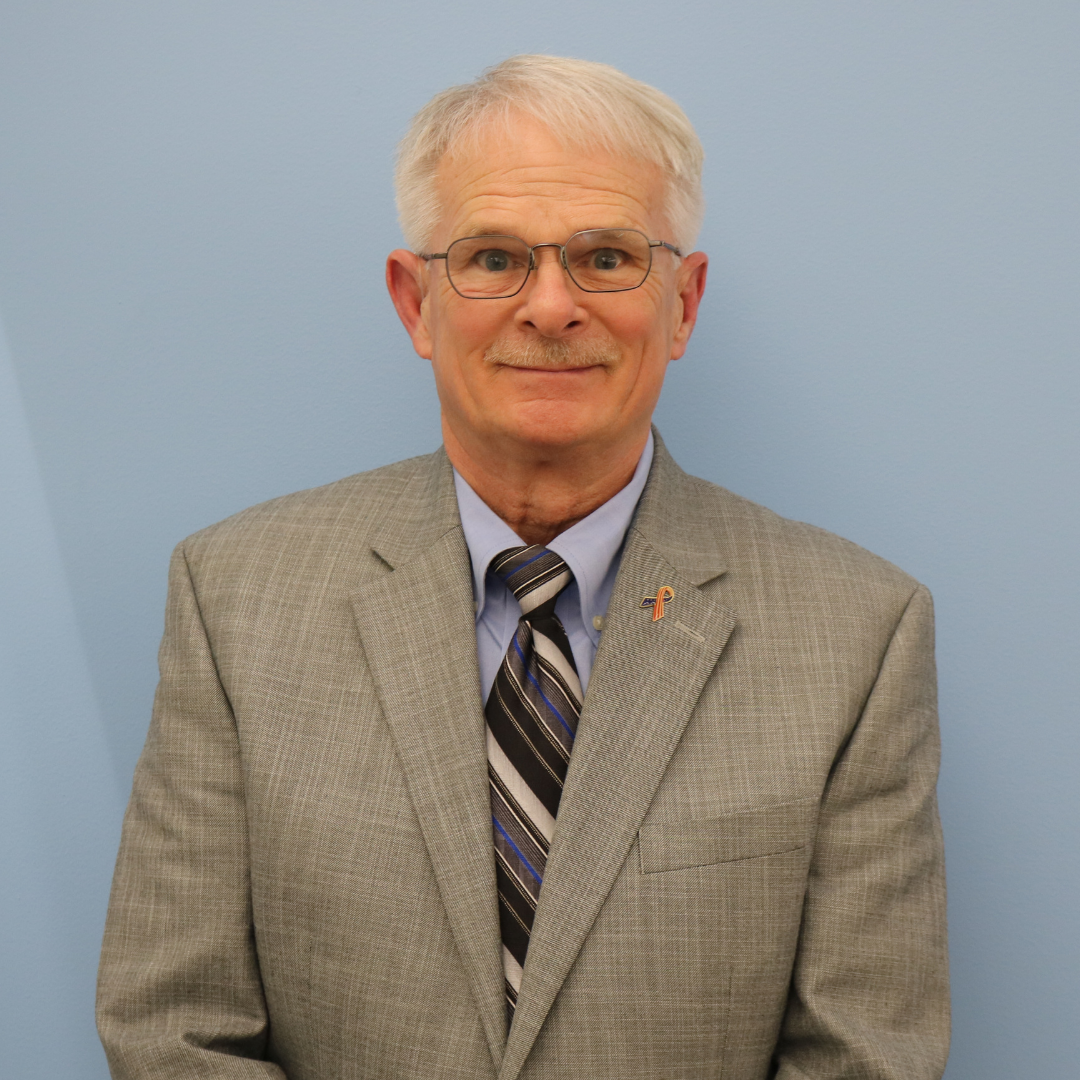 Photo of Board Member Jim Purdue