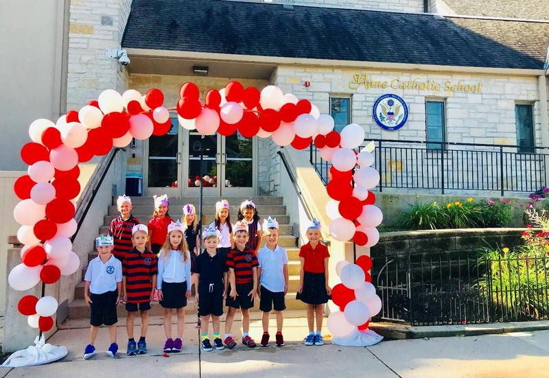 Interested in finding out more about Saint Anne Parish School? Featured Photo
