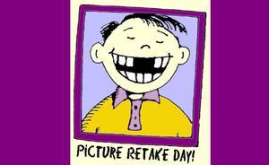 retake picture day