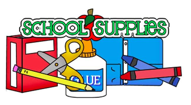 2020-2021 School Supply List Thumbnail Image
