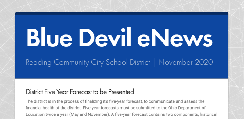 Blue Devil eNews for November