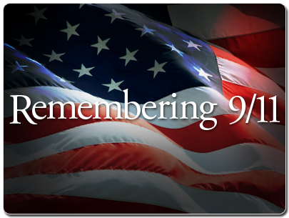 9-11 Rememberance--September 11 @ 8:00am Featured Photo
