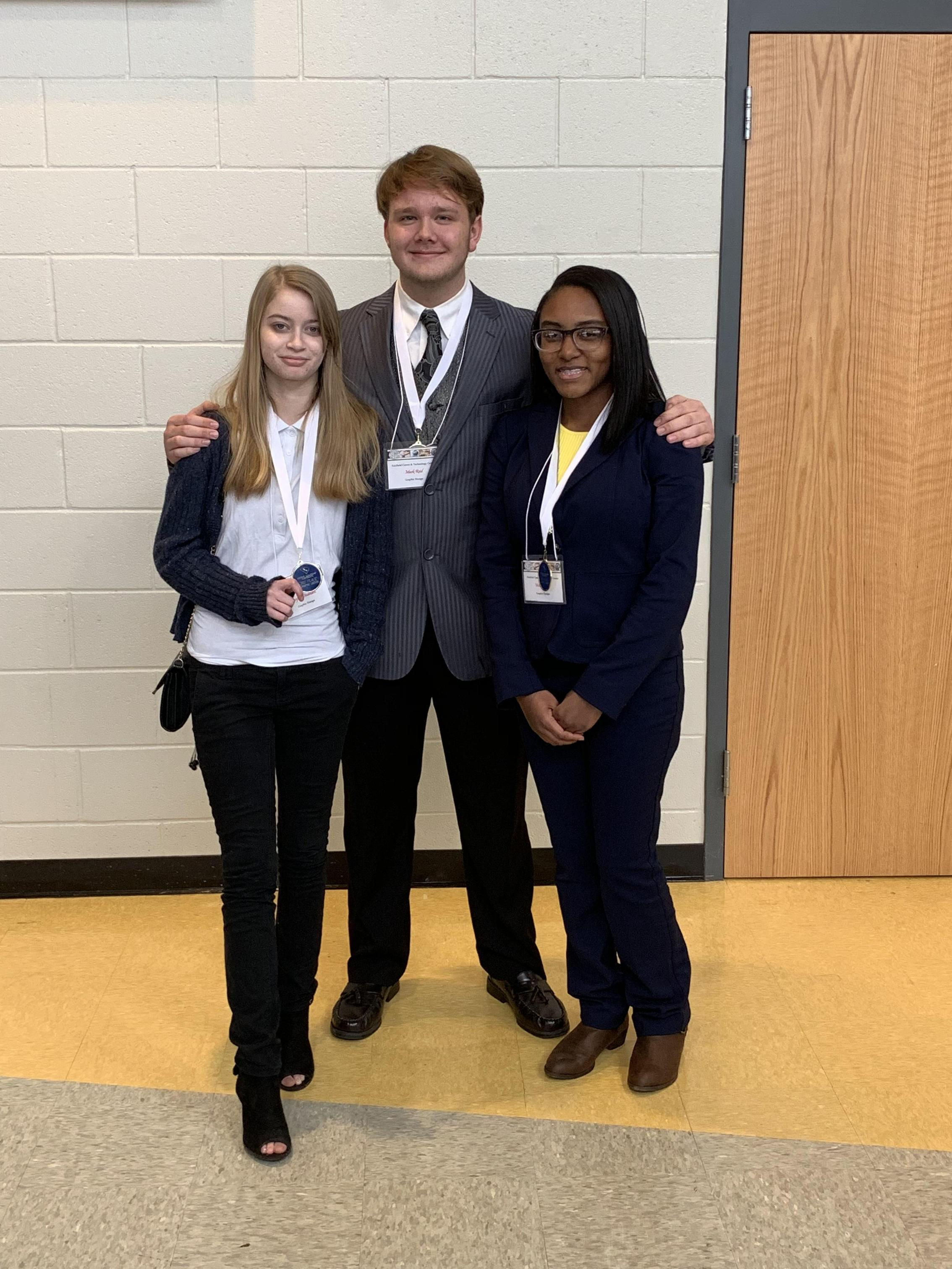3rd Place Winners- Graphic Design