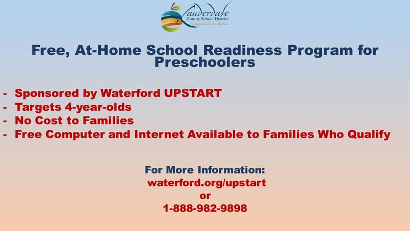 Waterford At-home Preschool Program Graphic