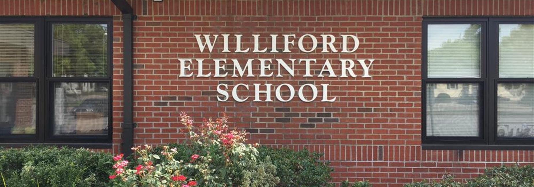 Welcome to Williford Elementary School!