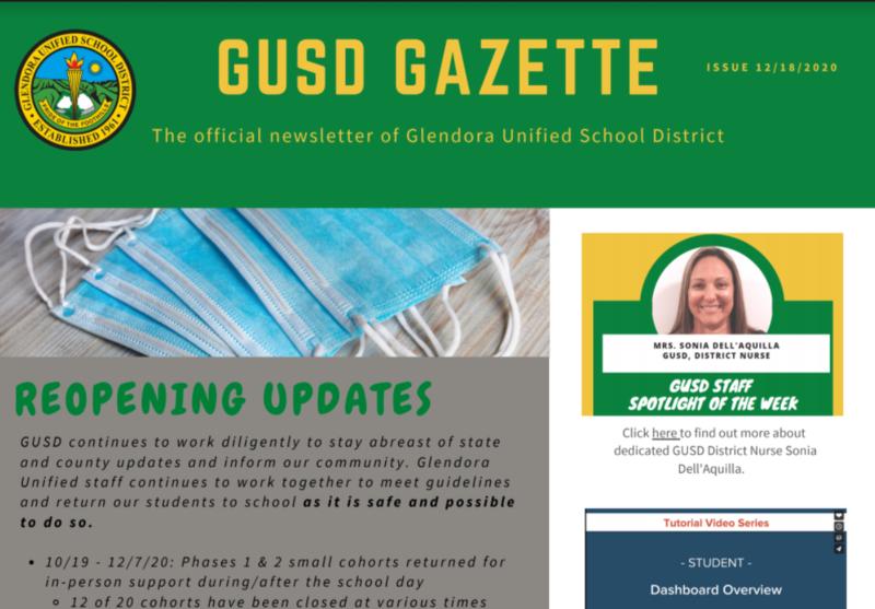 Gazette Preview