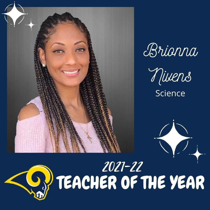 Congrats to our new Teacher of the Year Featured Photo