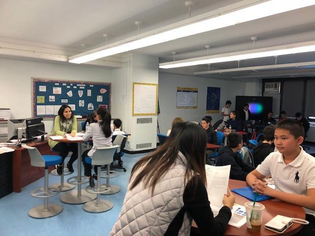 STEM Math - Photo - Interview
