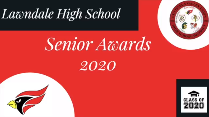 Senior Awards Video - Class of 2020 Featured Photo