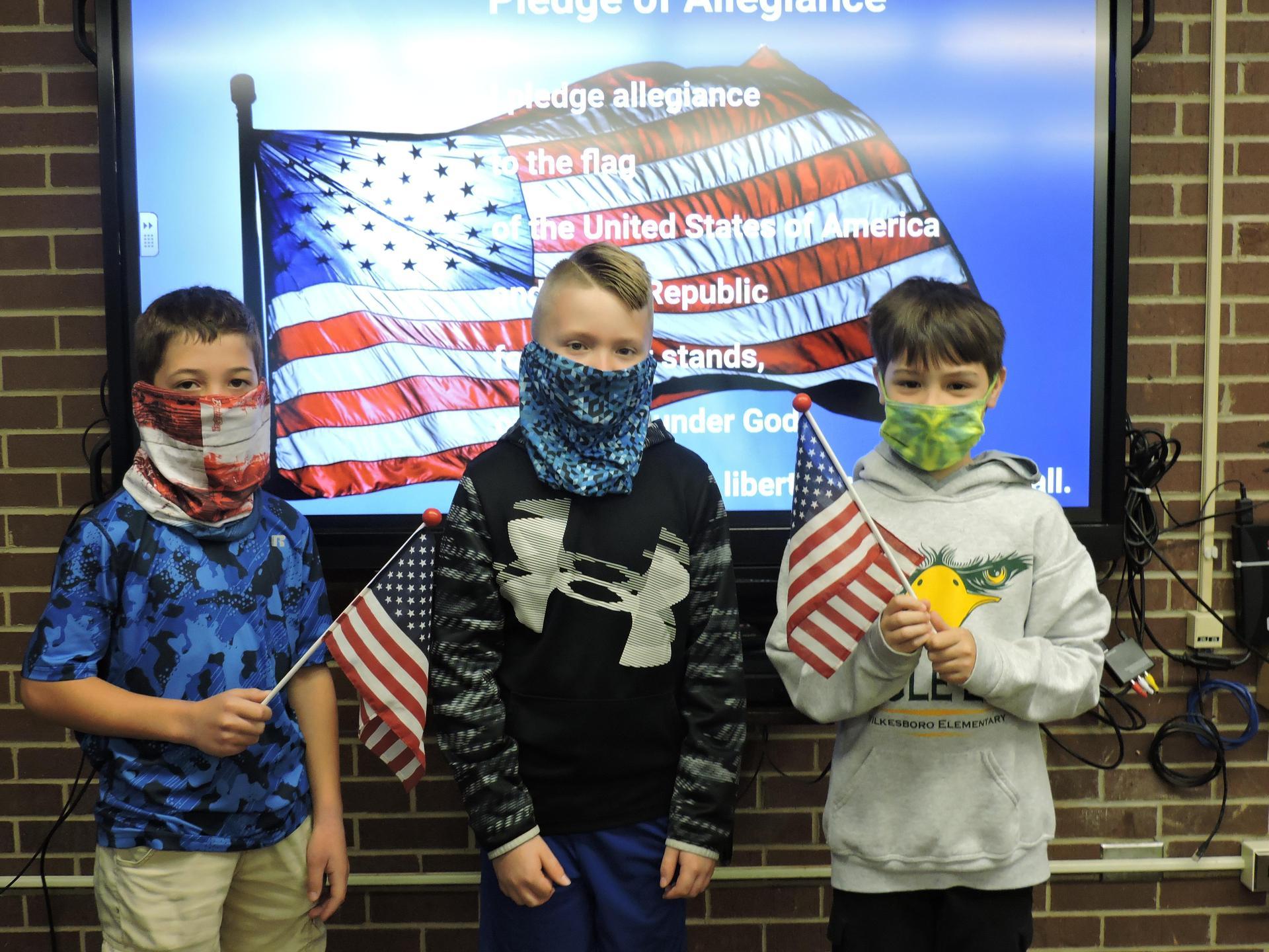 Flag Crew