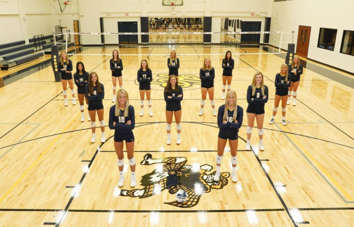 Scots Volleyball