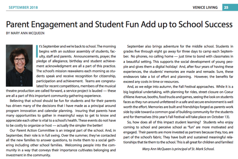 Parent Engagement and Student Fun Add up to School Success Featured Photo