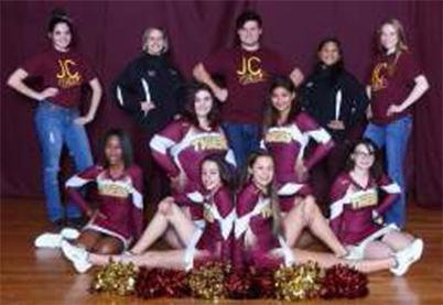 2016 Cheer Team