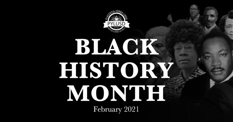 Black History Month 2021.