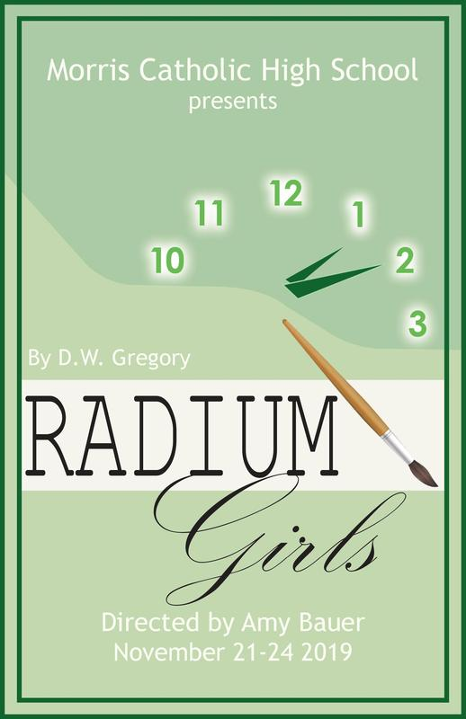 Tickets on sale for Fall Play: RADIUM GIRLS Thumbnail Image