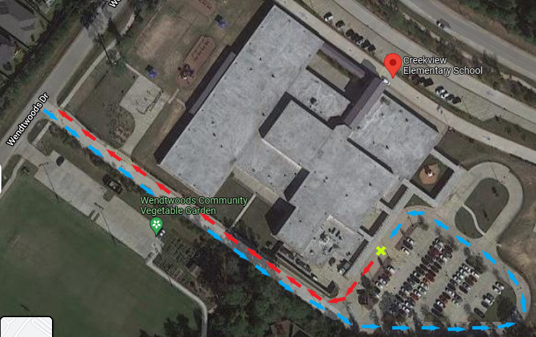CVES curbside map