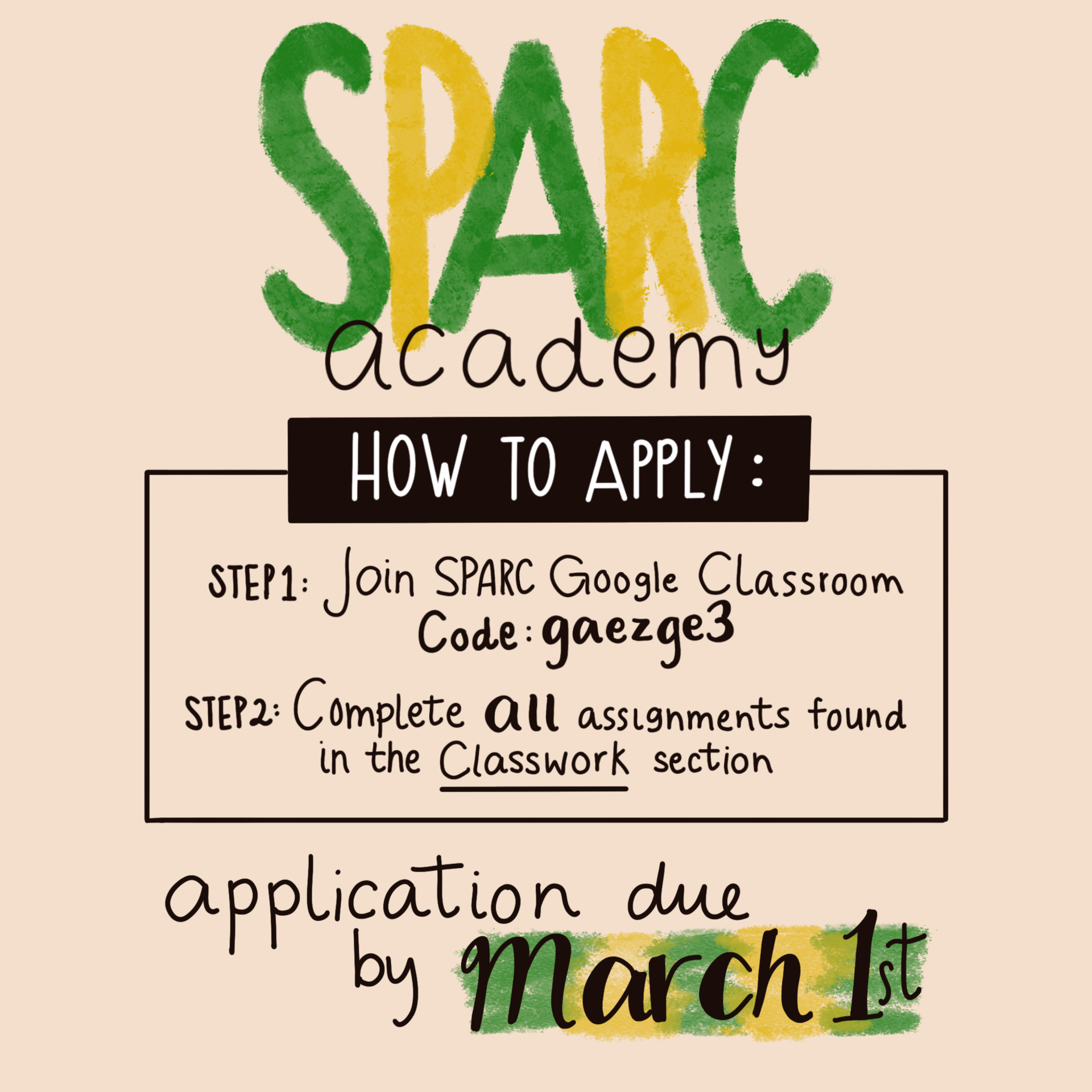 SPARC application