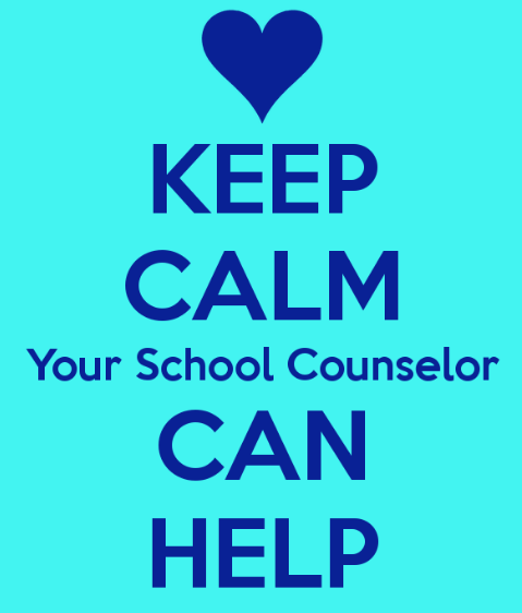 Stay Calm and See the Counselor