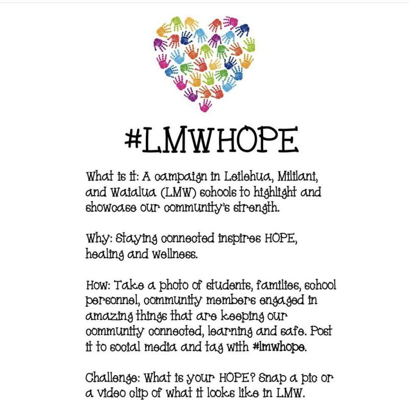 #LMWHOPE Featured Photo