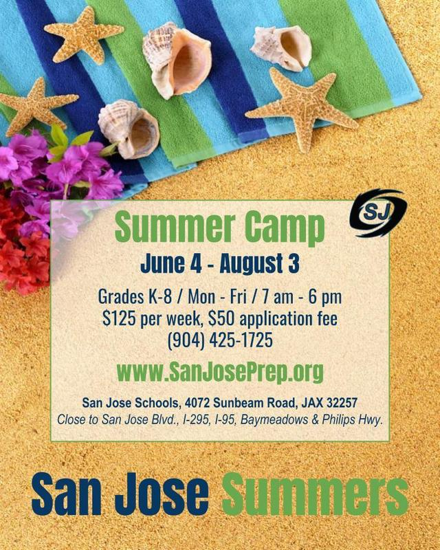 Summer Camp Information Featured Photo