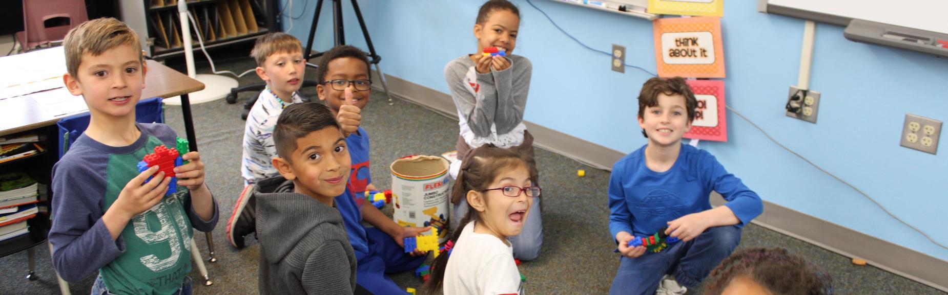 Lego STEM Fun