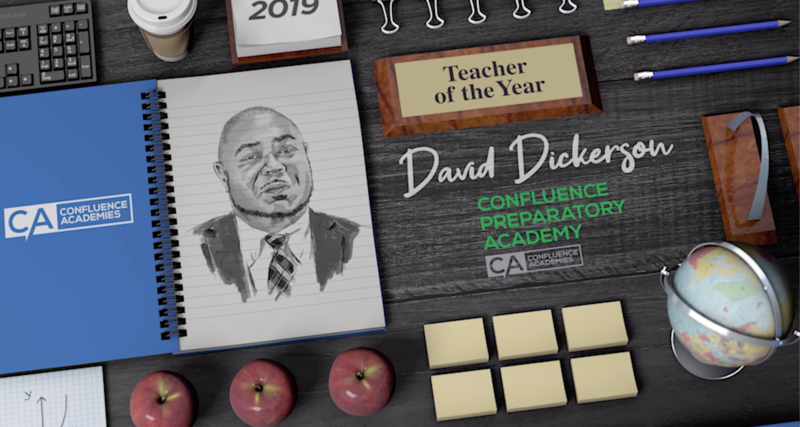 CPA Teacher of the Year David Dickerson Featured Photo