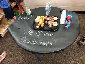 Preschool Grandparents' Day