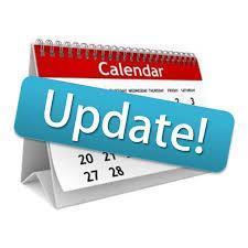 Calendar update