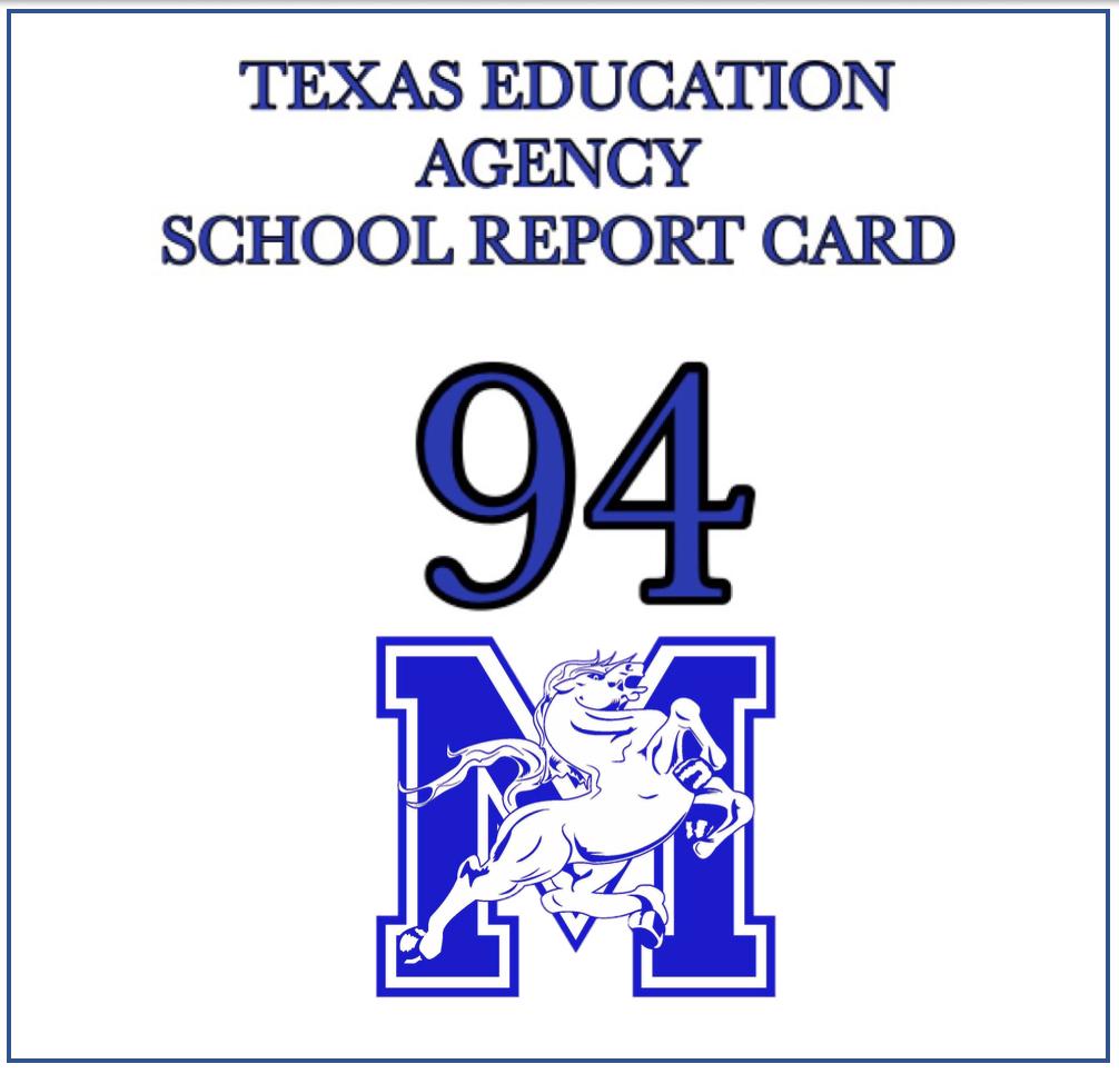 Report Card Grade - 94