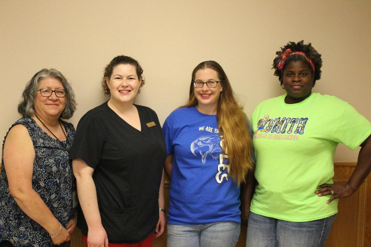 smith office staff members