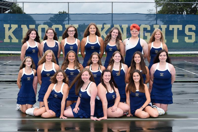 picture of the tennis team